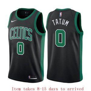 Boston Celtics Jayson Tatum Jersey